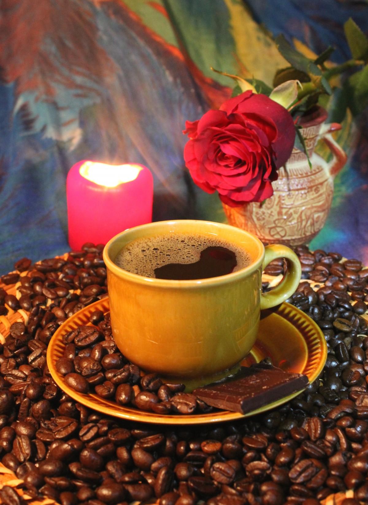 Fotoğraf Kahve Fincan Içki Kahve Fincanı Boyama Bir Fincan