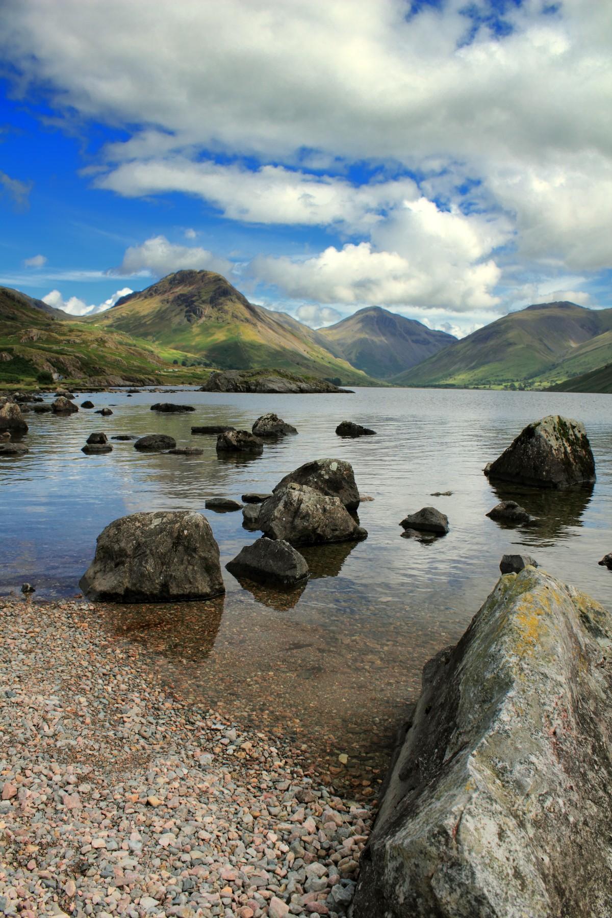 Cumbria Lake District Lake District England English Uk Park