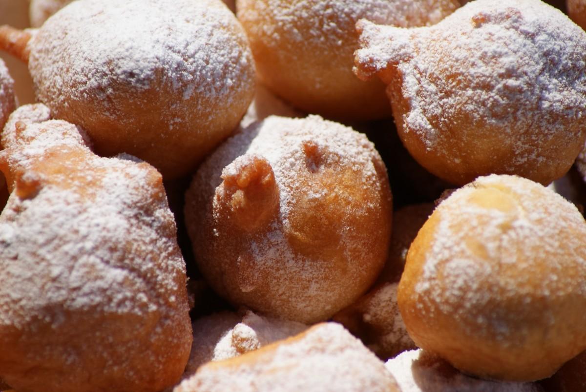 Рецепт творожных пончиков 95