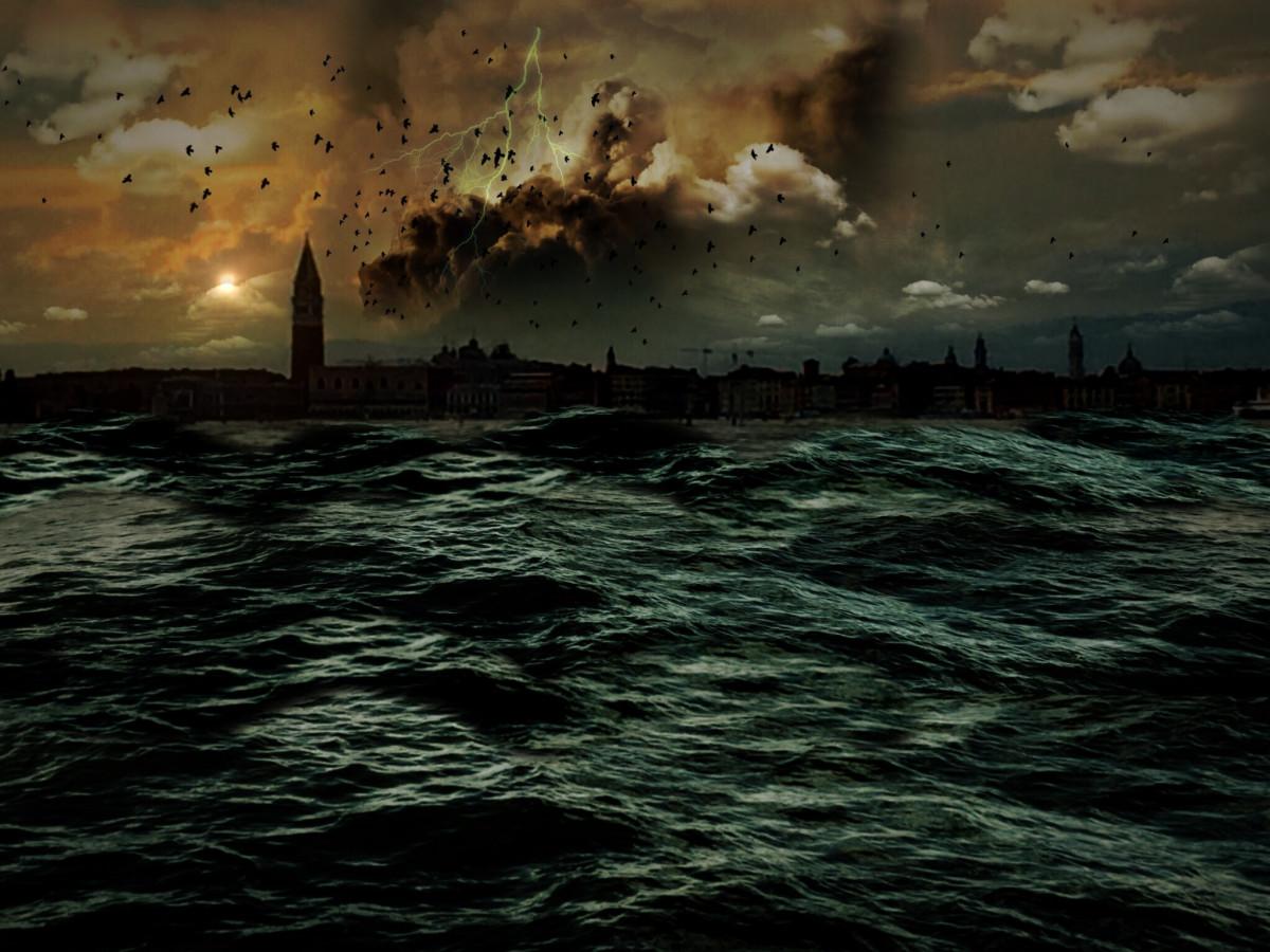 Free Images Sea Water Ocean Cloud Mystical Dark