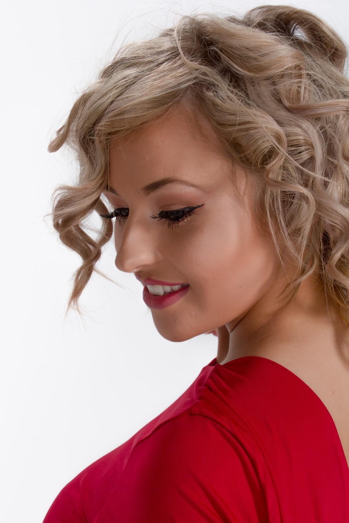 Fotos gratis : mujer, cabello, hembra, modelo, estudio ...