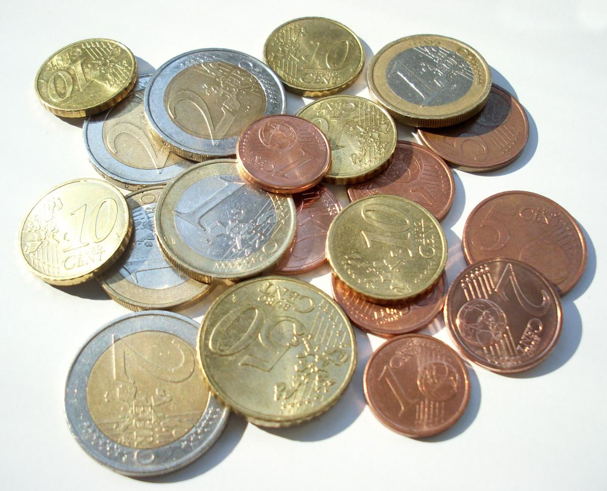 images gratuites argent en esp ces devise euro pi ce de monnaie pi ces de monnaie cent. Black Bedroom Furniture Sets. Home Design Ideas