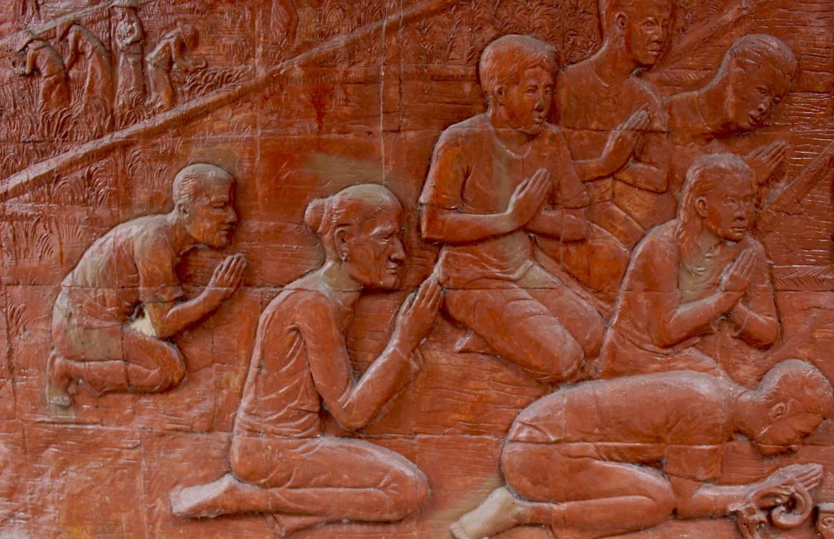 Free Images Wood Buddhism Religion Asia Spiritual