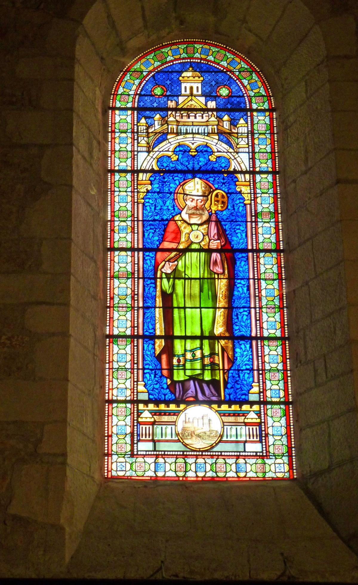Light Window Glass France Religion Church