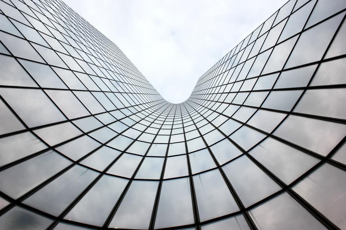 Häuserfassaden Modern kostenlose foto flügel die architektur glas