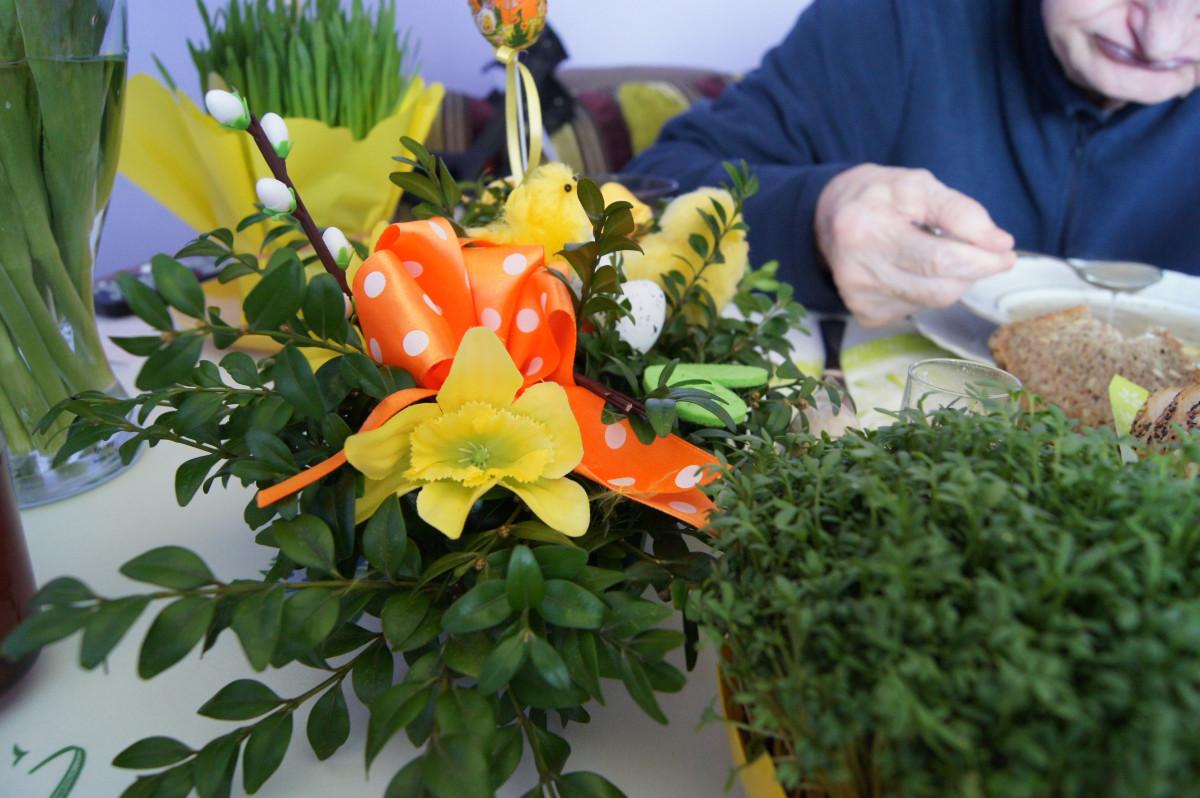 kostenlose foto pflanze blume laub dekoration fr hst ck zweige ferien ostern floristik. Black Bedroom Furniture Sets. Home Design Ideas