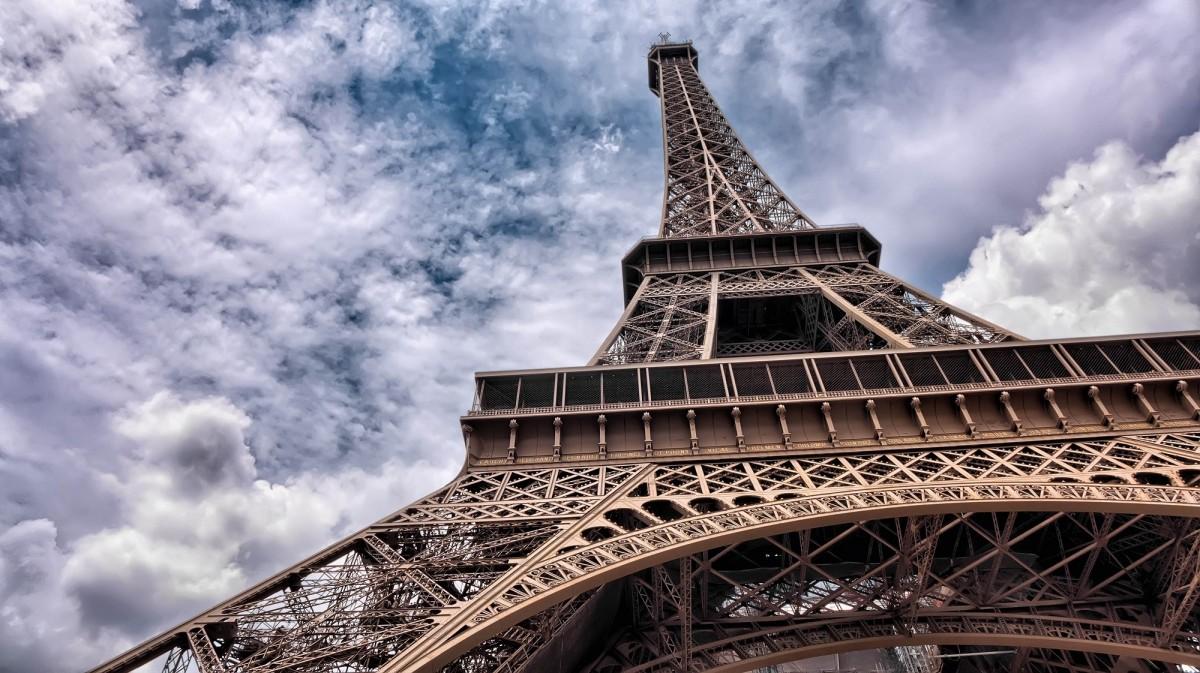 Images gratuites nuage architecture structure ciel - Images tour eiffel gratuites ...