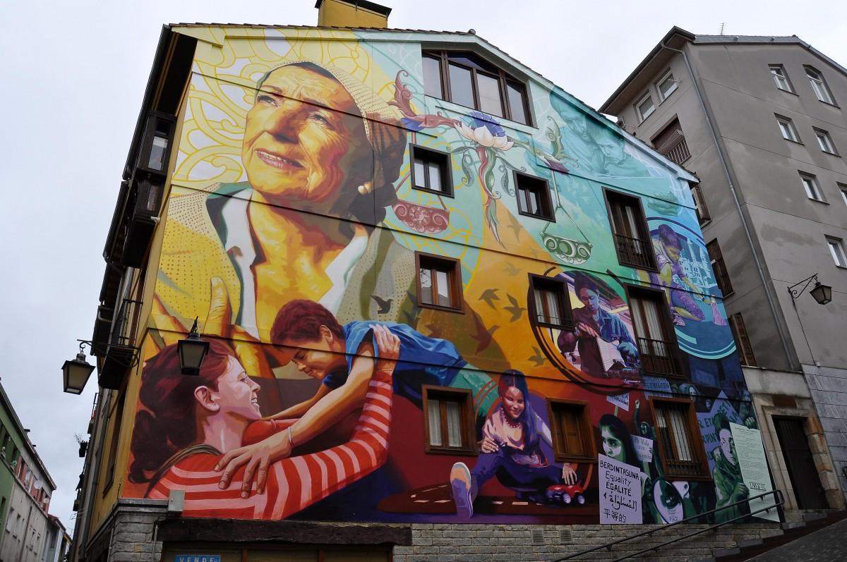 Paisvasco nikond90 for El mural pelicula descargar