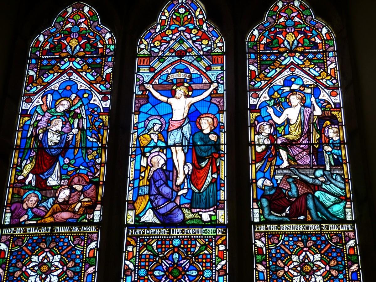 Fönster blyinfattade fönster : Bakgrundsbilder : glas, Färg, kyrka, korsa, död, material ...