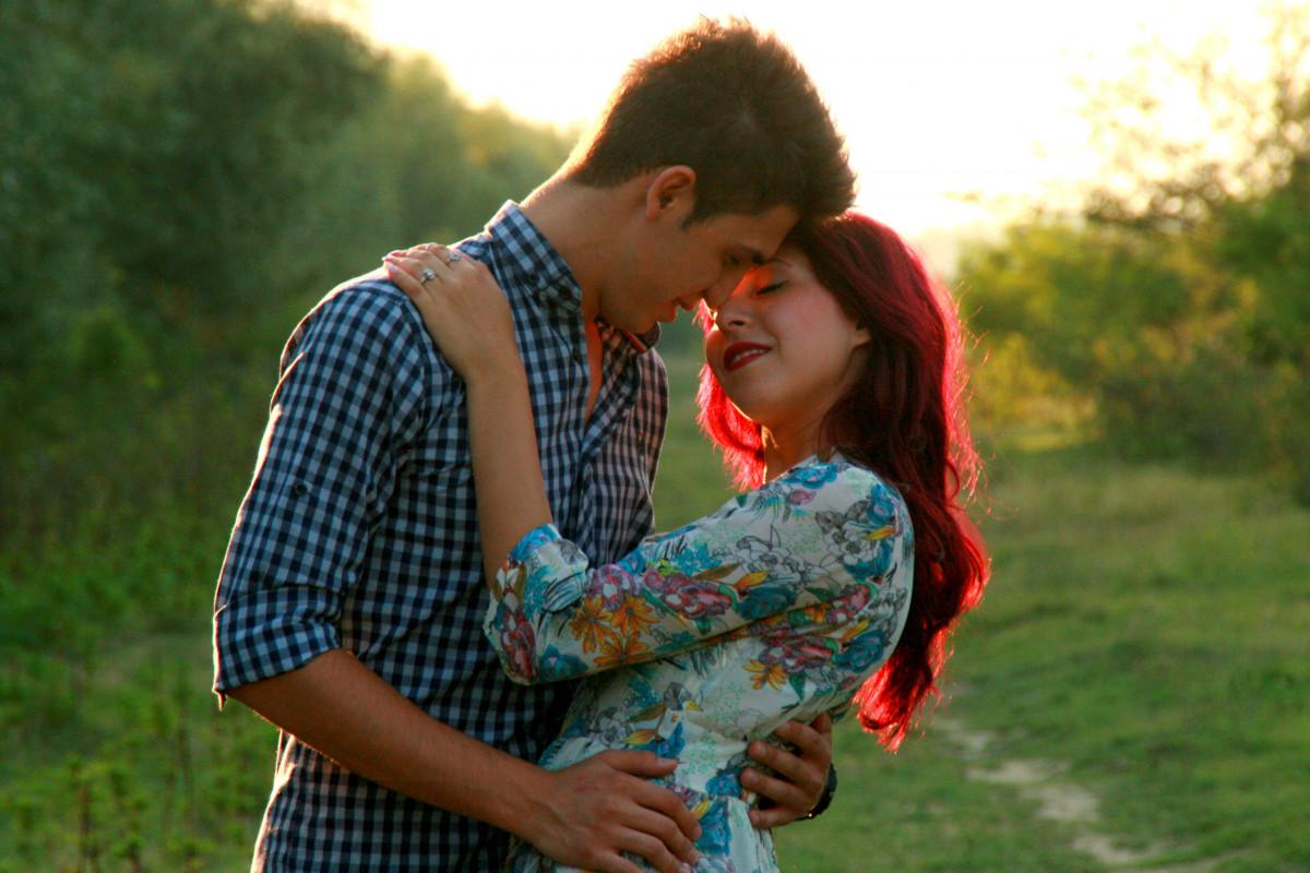 Free Images Nature Girl Boy Walk Love Kiss Couple Romance