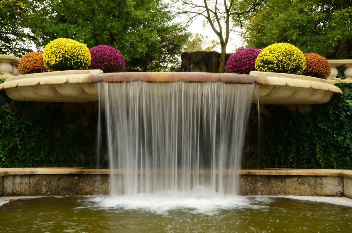 Фото водопад фонтан сих пор