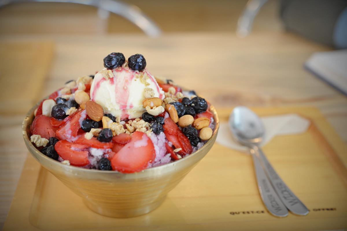 Как приготовить мороженое десерт