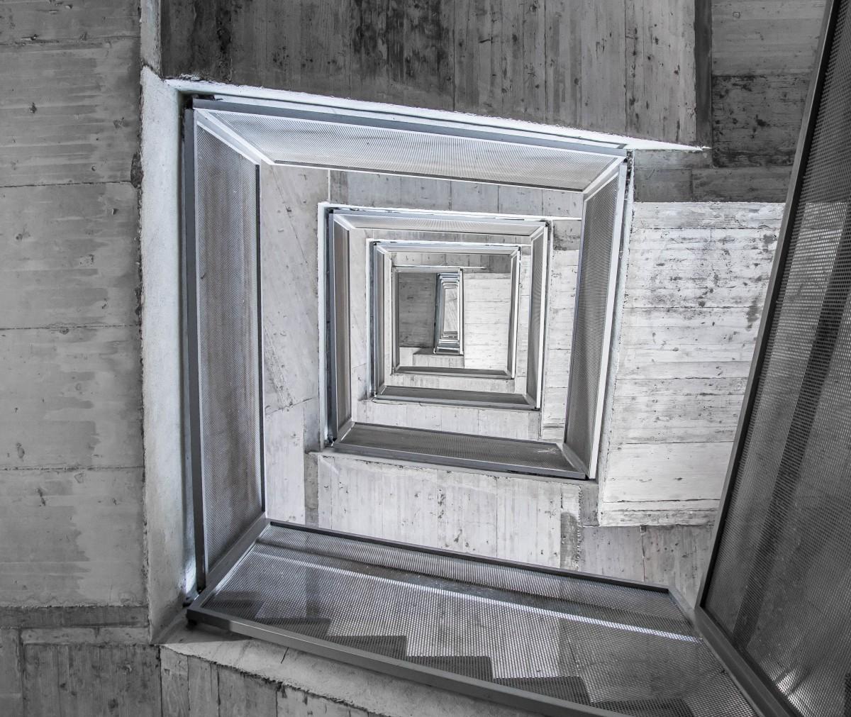 images gratuites noir et blanc architecture bois escalier maison fen tre mur pas. Black Bedroom Furniture Sets. Home Design Ideas