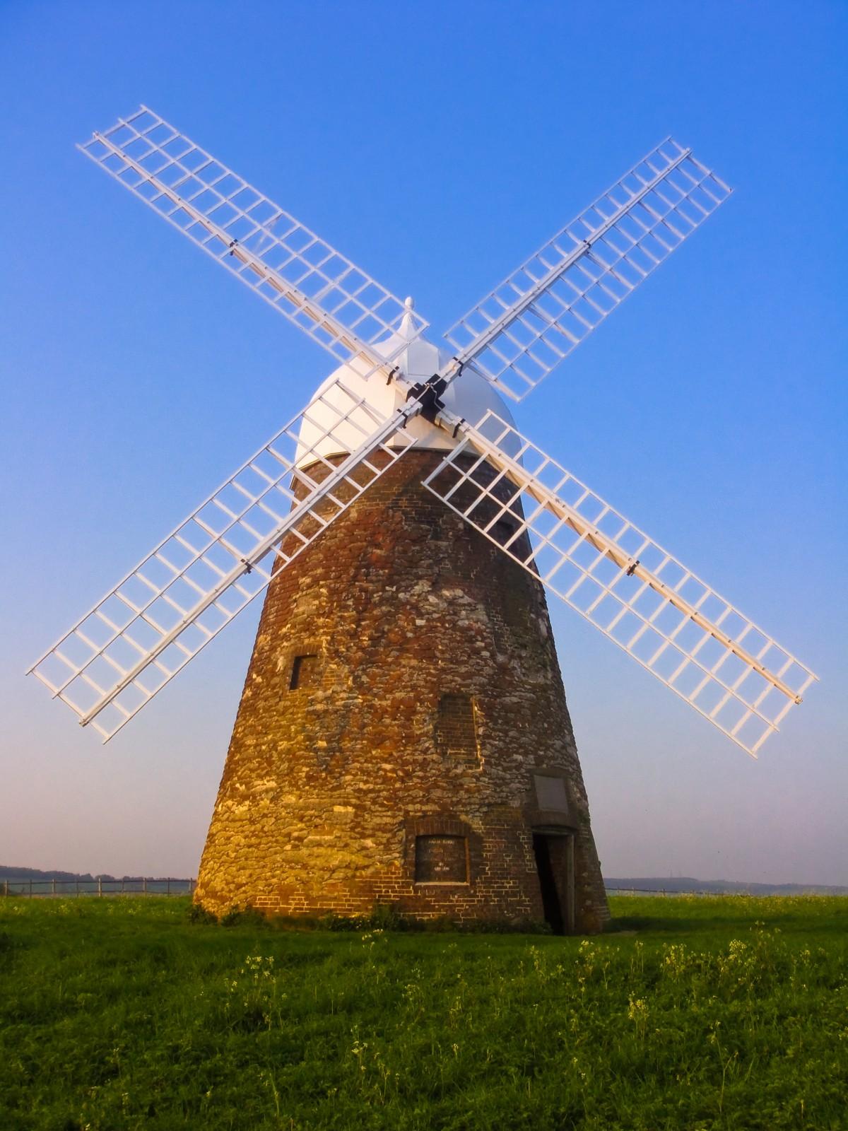 в ветряные картинках мельницы