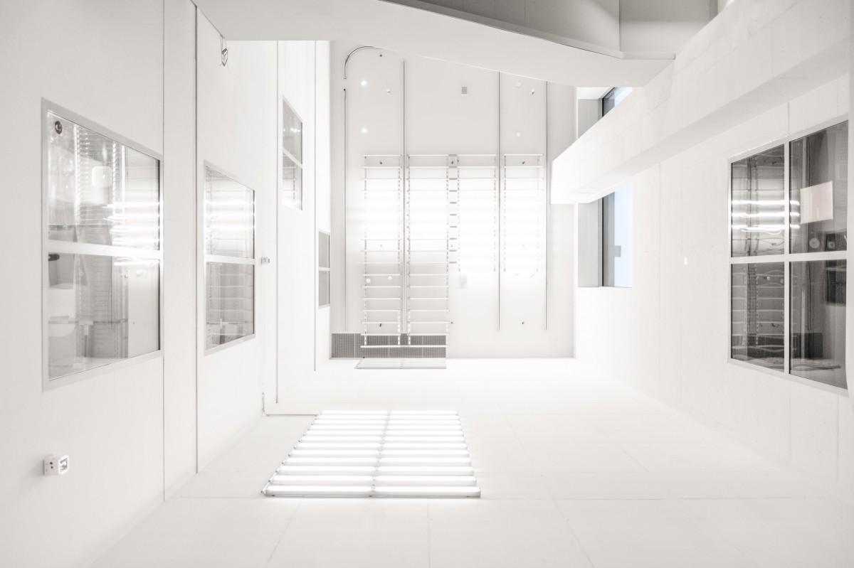Architecture, White, House, Floor, Interior, Window