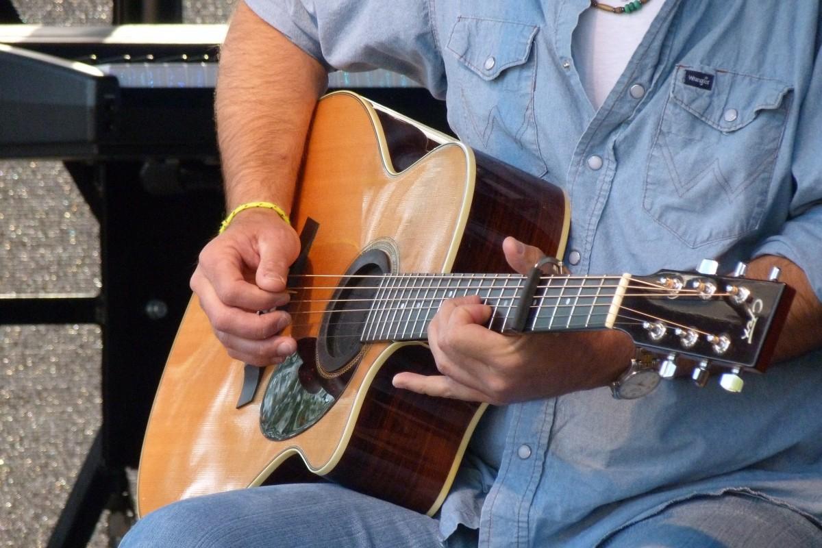 Foto pemain gitar terhebat 70