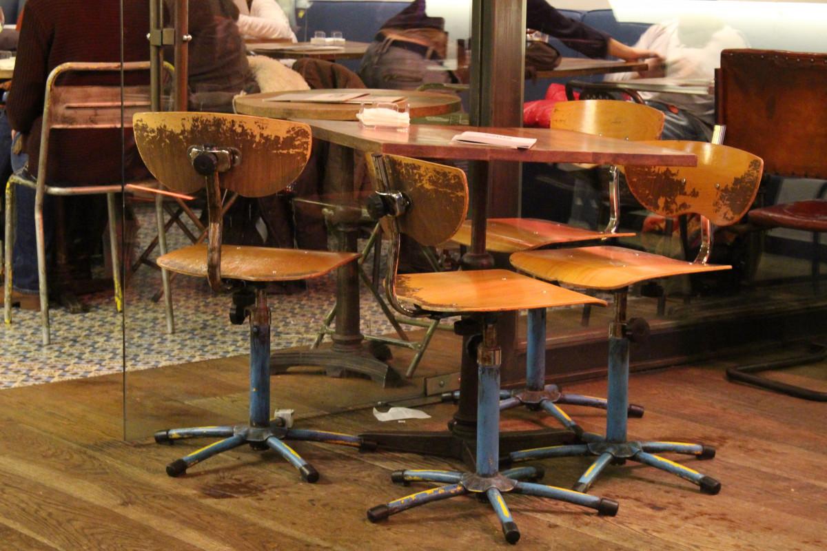 modern industrial design furniture. Desk Table Wood Chair Restaurant Bar Furniture Room Coffee Interior Design Chairs Art Seats Modern Industrial I