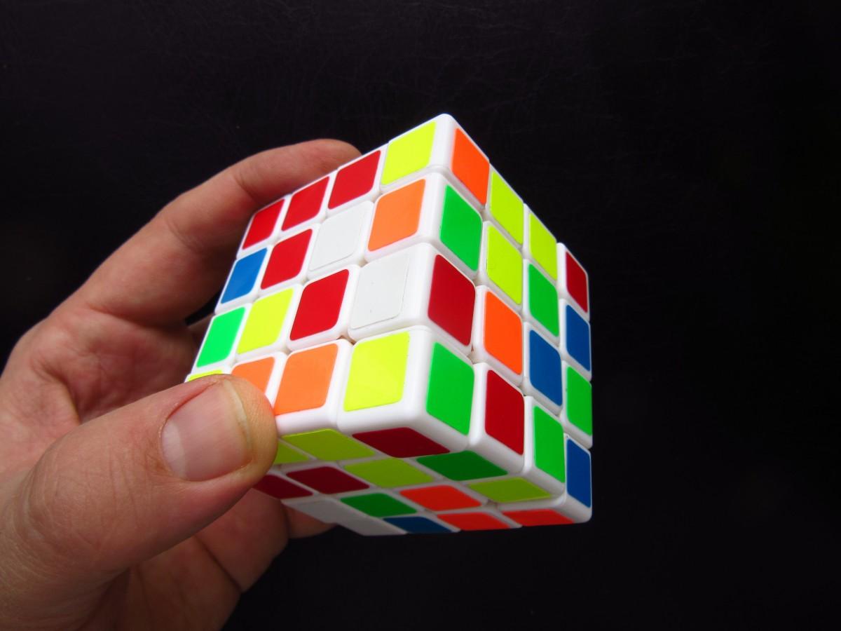 Кубик рубика из бумаги своими руками 38