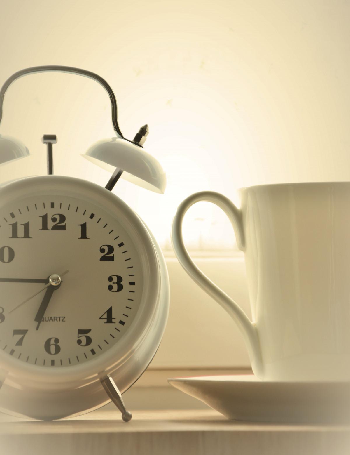 Free Images Alarm Clock Ceramic Lighting Coffee Cup