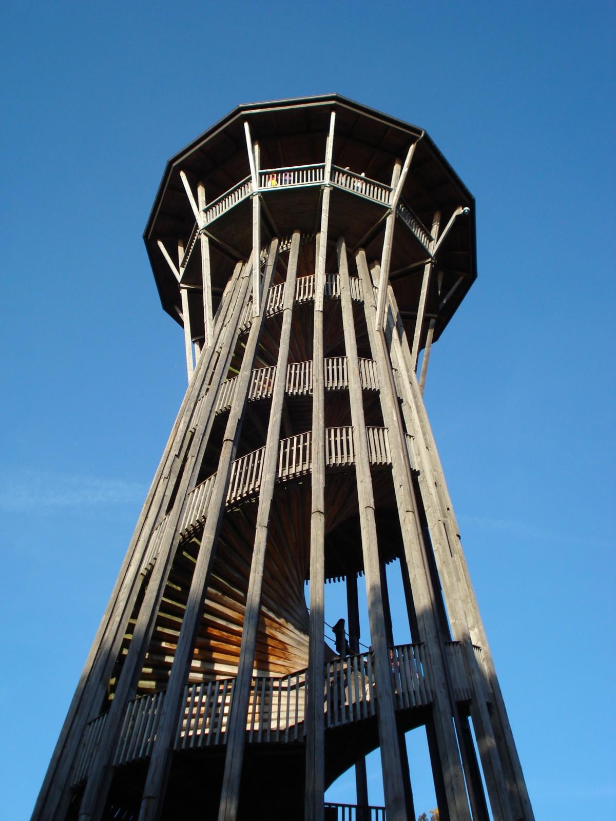 Free Images Architecture Wood Building Amusement Park