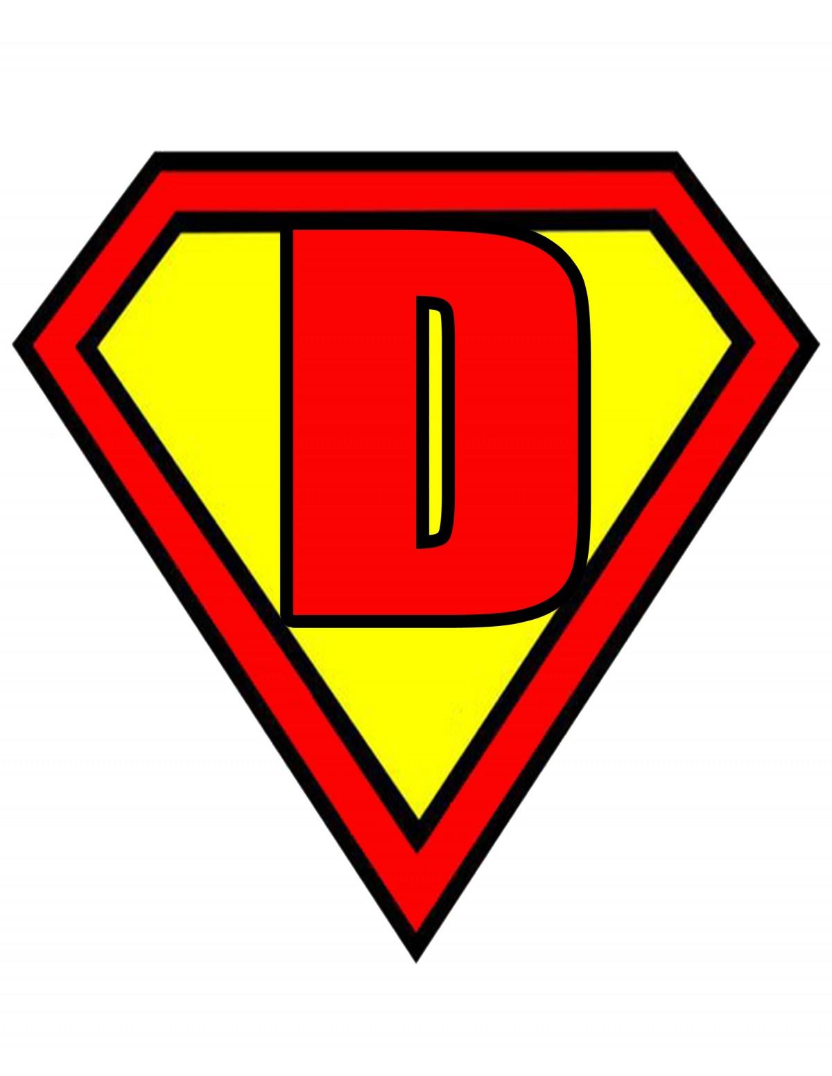 décoration ligne rouge lettre jaune Police de caractère Triangle logo Drapeaux style ré forme Superman clipart