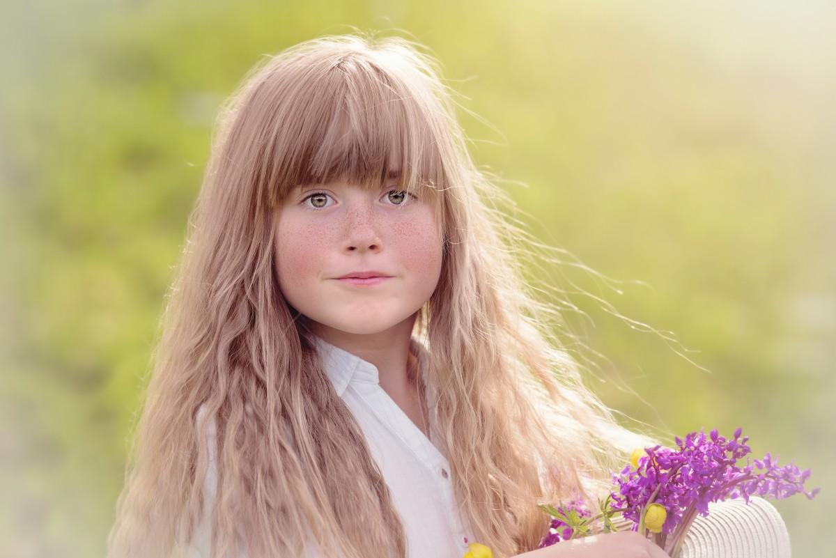 женские половые волосы-йо2