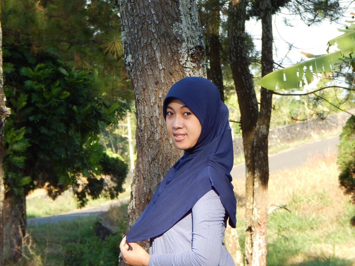 Девушка с хиджаба знакомства