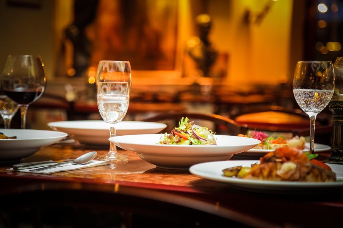 restaurant maaltijd eten salade eten avondeten berlijn avondmaal brunch Kurf Rstendamm italianen Abendbrot