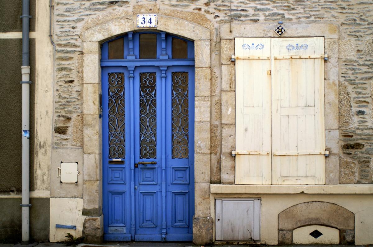 картинка двери в дом красивые летнее