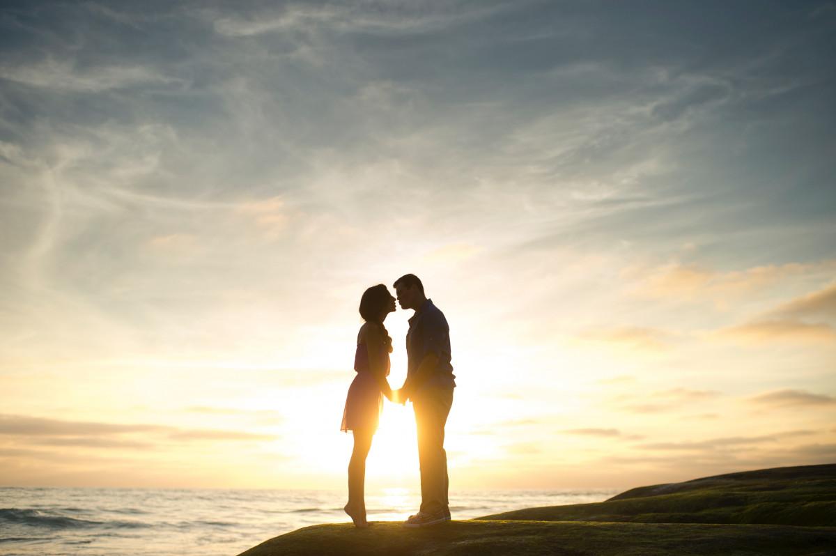 Картинка романтическая пара