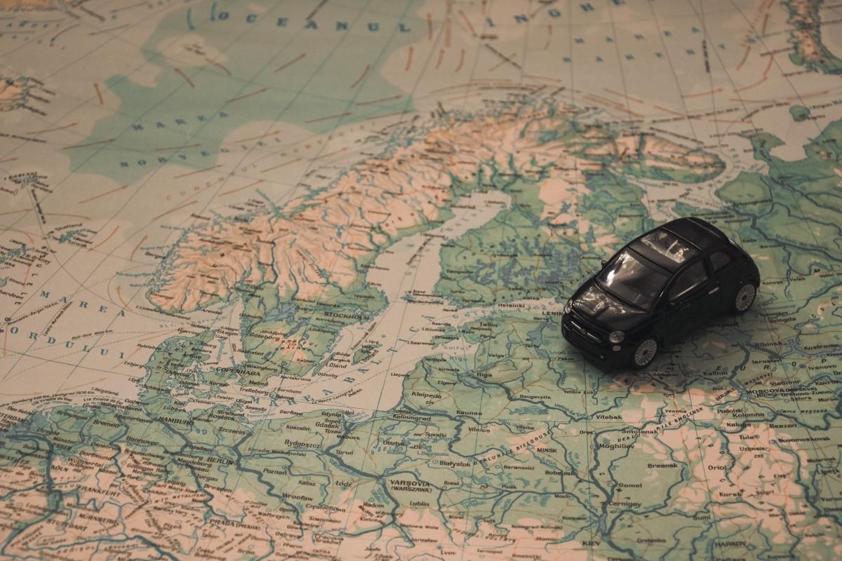 Free Images Car Adventure Travel Europe Soil Route Terrain - Europe terrain map