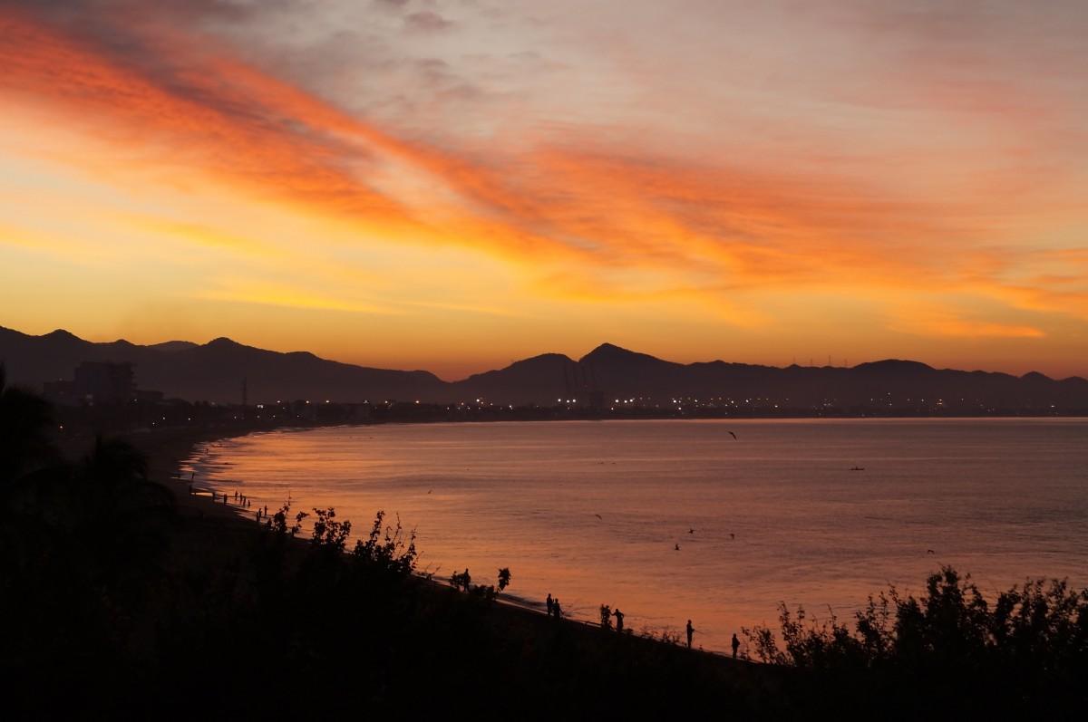 bahía de manzanillo puerto de manzanillo méxico