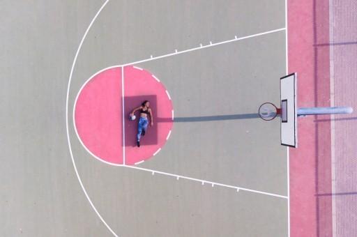 Free Images : basketball court, dji mavic, drone cam, person, woman 5761x3859 - - 1533771 - Free ...