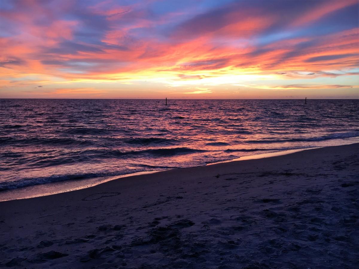 Free Images : Sea, Coast, Nature, Sand, Ocean, Horizon