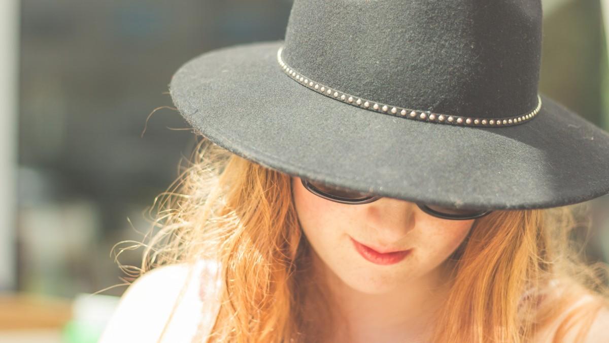 Фото дам в шляпах, Картинки дам в шляпах (36 фото) 12 фотография