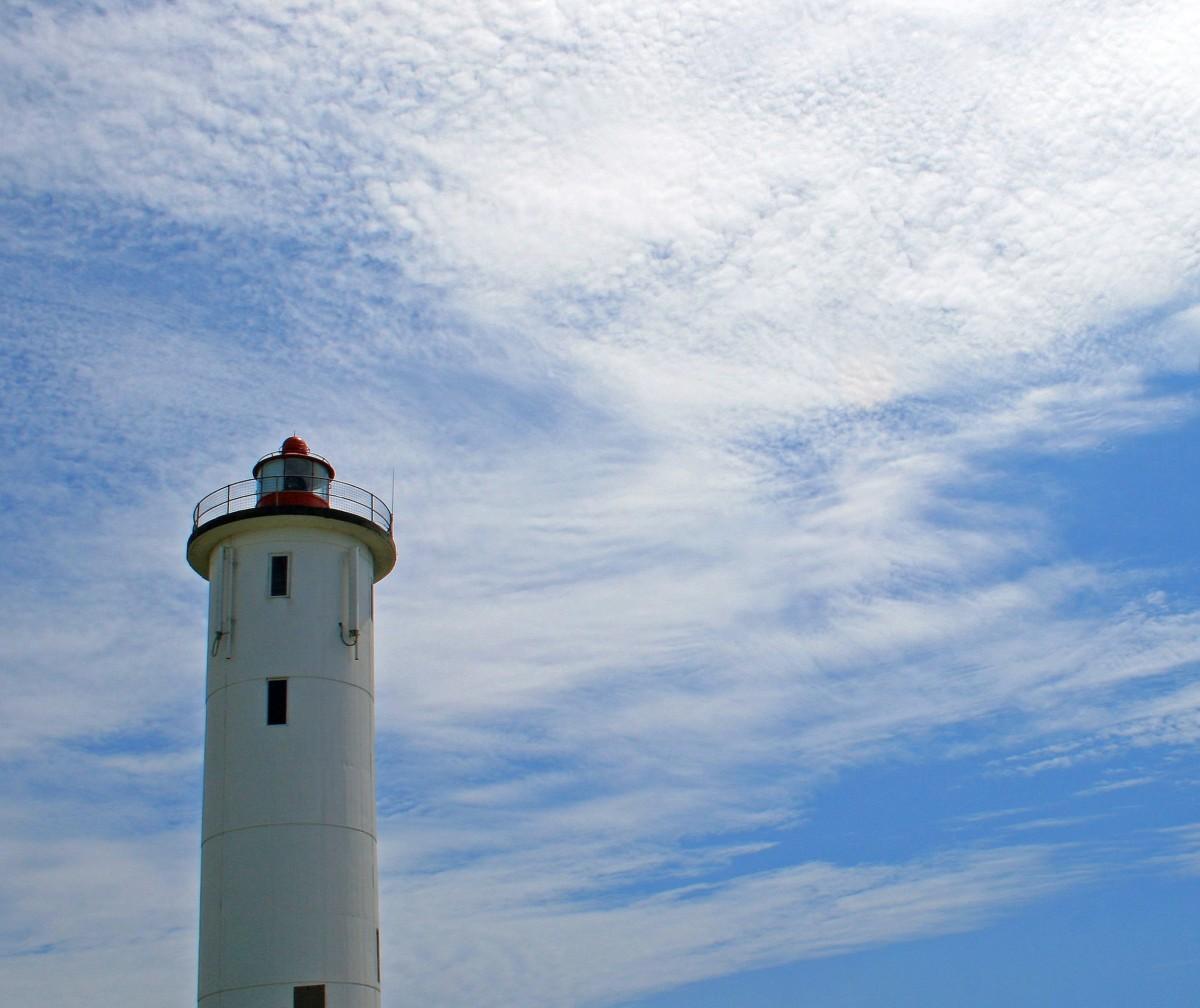 Free Images : Sea, Coast, Cloud, Lighthouse, Sky, White