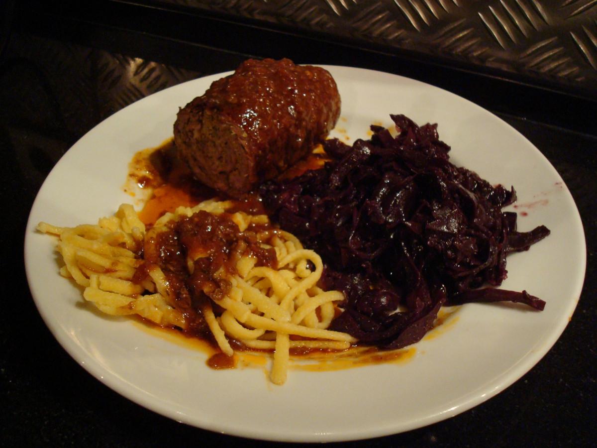 päivällinen Saksan kieli sukupuoli