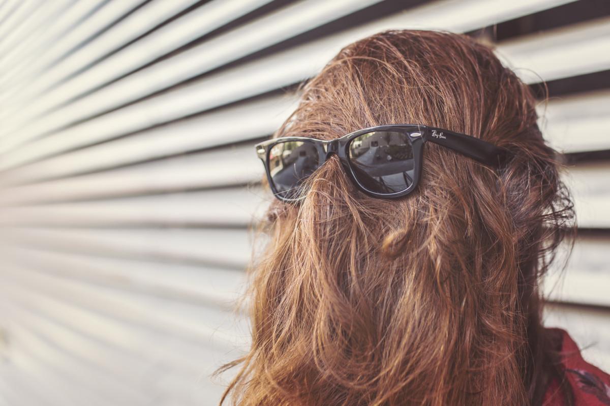 Прикольные картинки женщин в очках