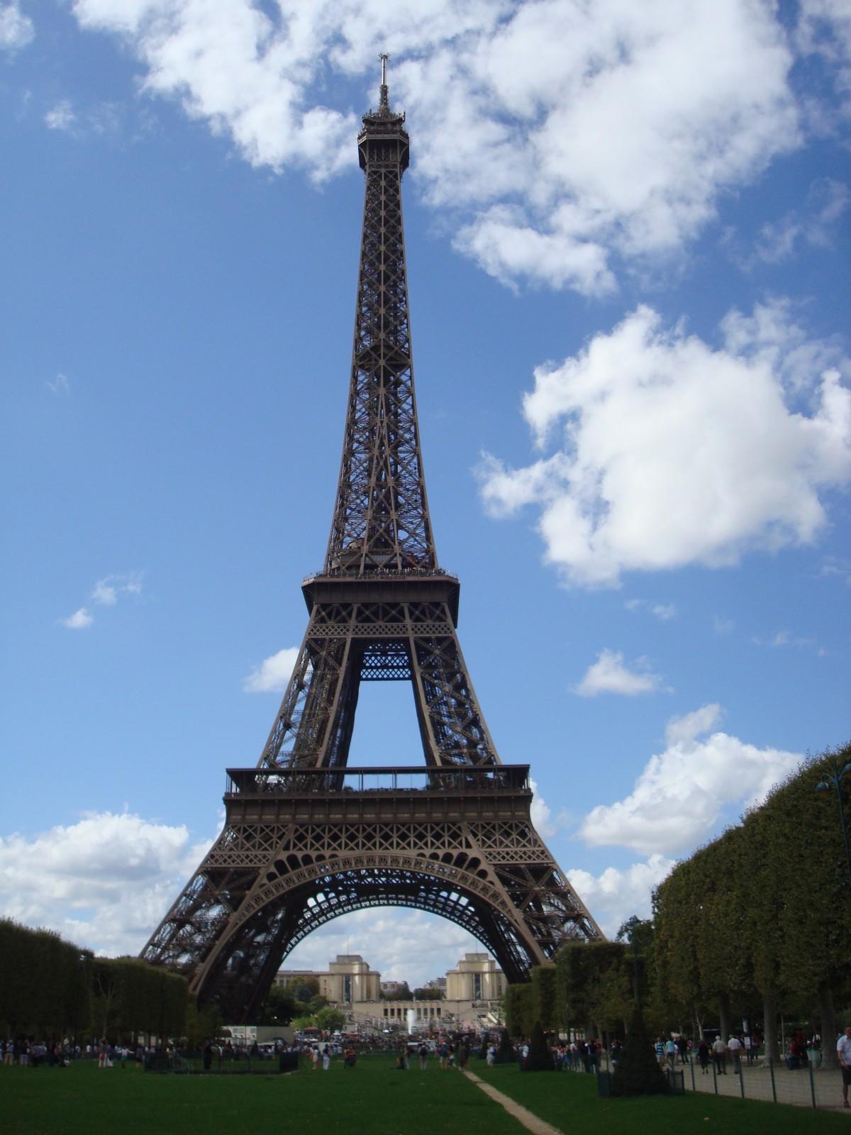 Free Images   Paris  Monument  Statue  Landmark  Clock