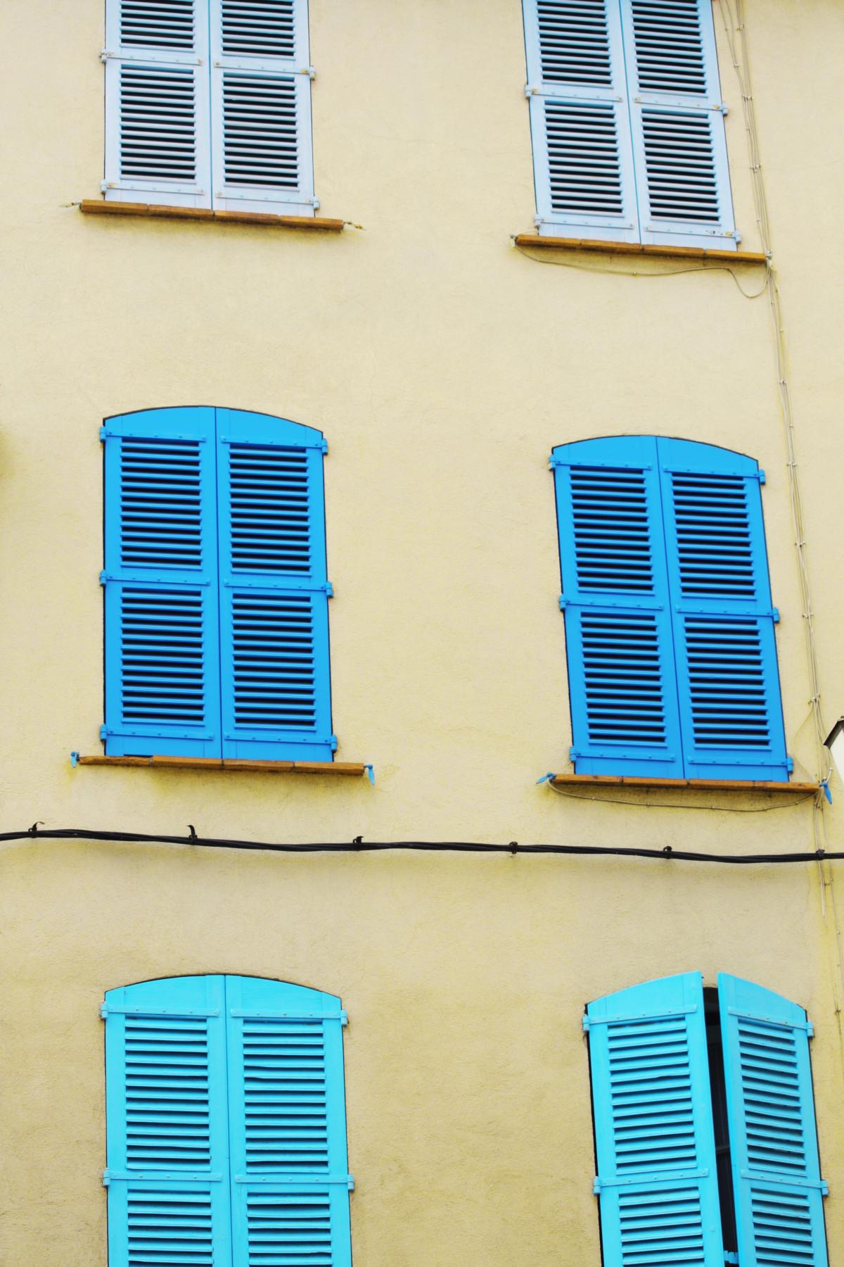images gratuites bois maison mur mod le couleur fa ade bleu meubles couleurs volets. Black Bedroom Furniture Sets. Home Design Ideas