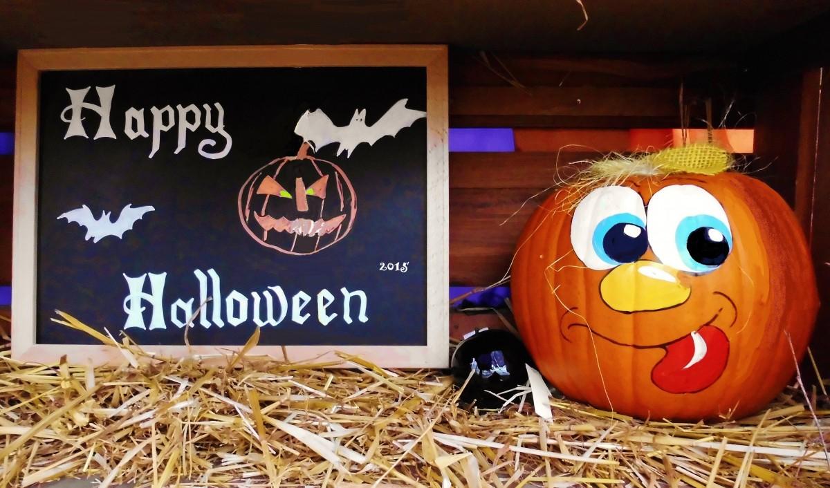Happy Halloween Lustig