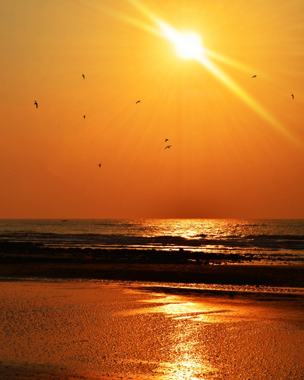 free images   beach  landscape  sea  water  nature  ocean  horizon  silhouette  cloud  sun