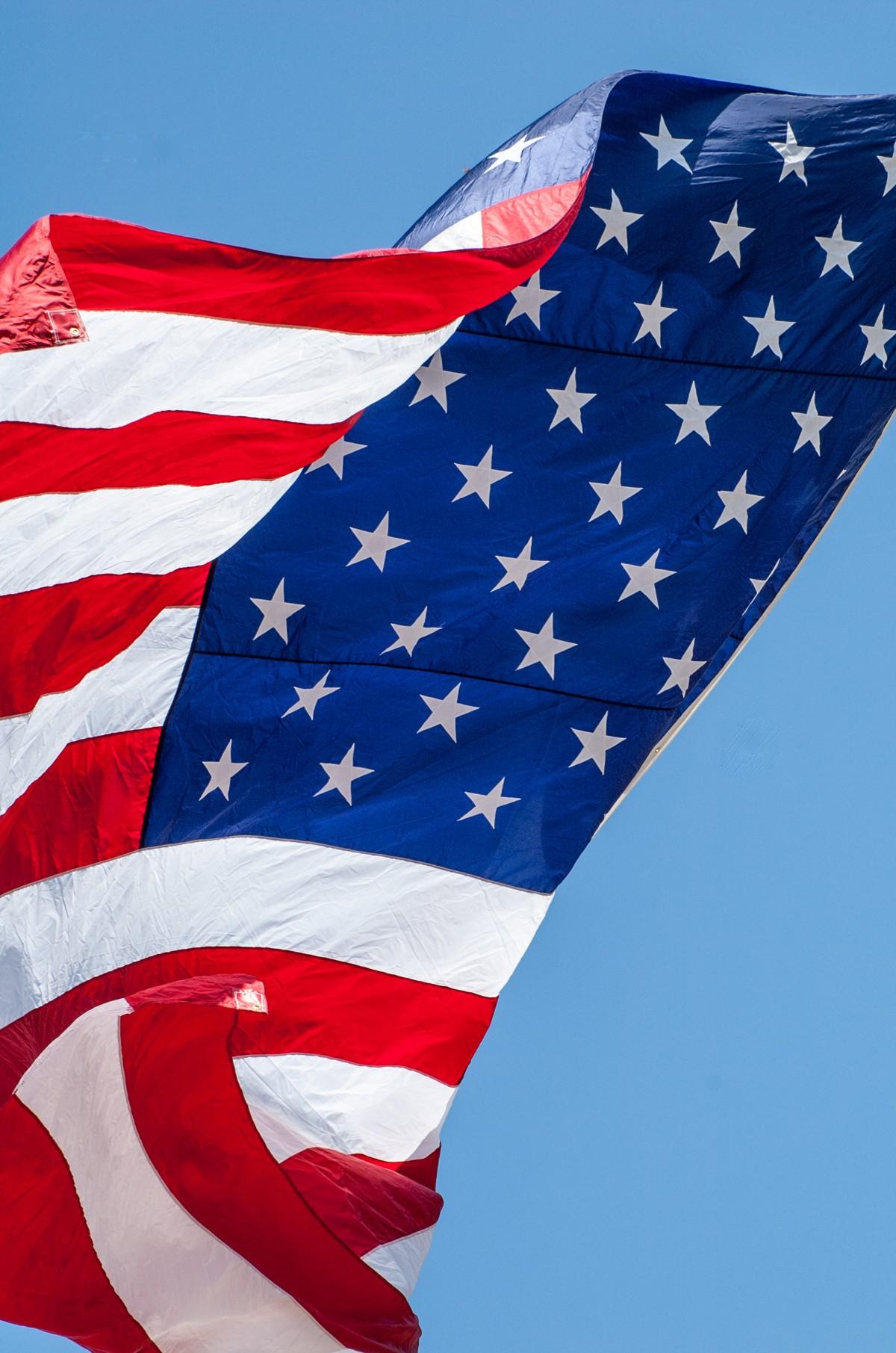 Diagram Free Images White Red American Flag Blue Patriotism