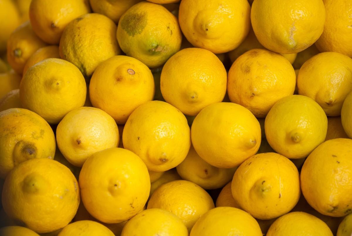 Картинки цвет лимон