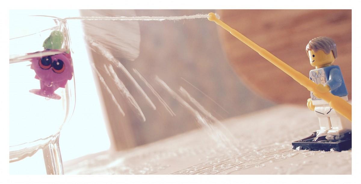 Immagini belle mano plastica dito macro giallo