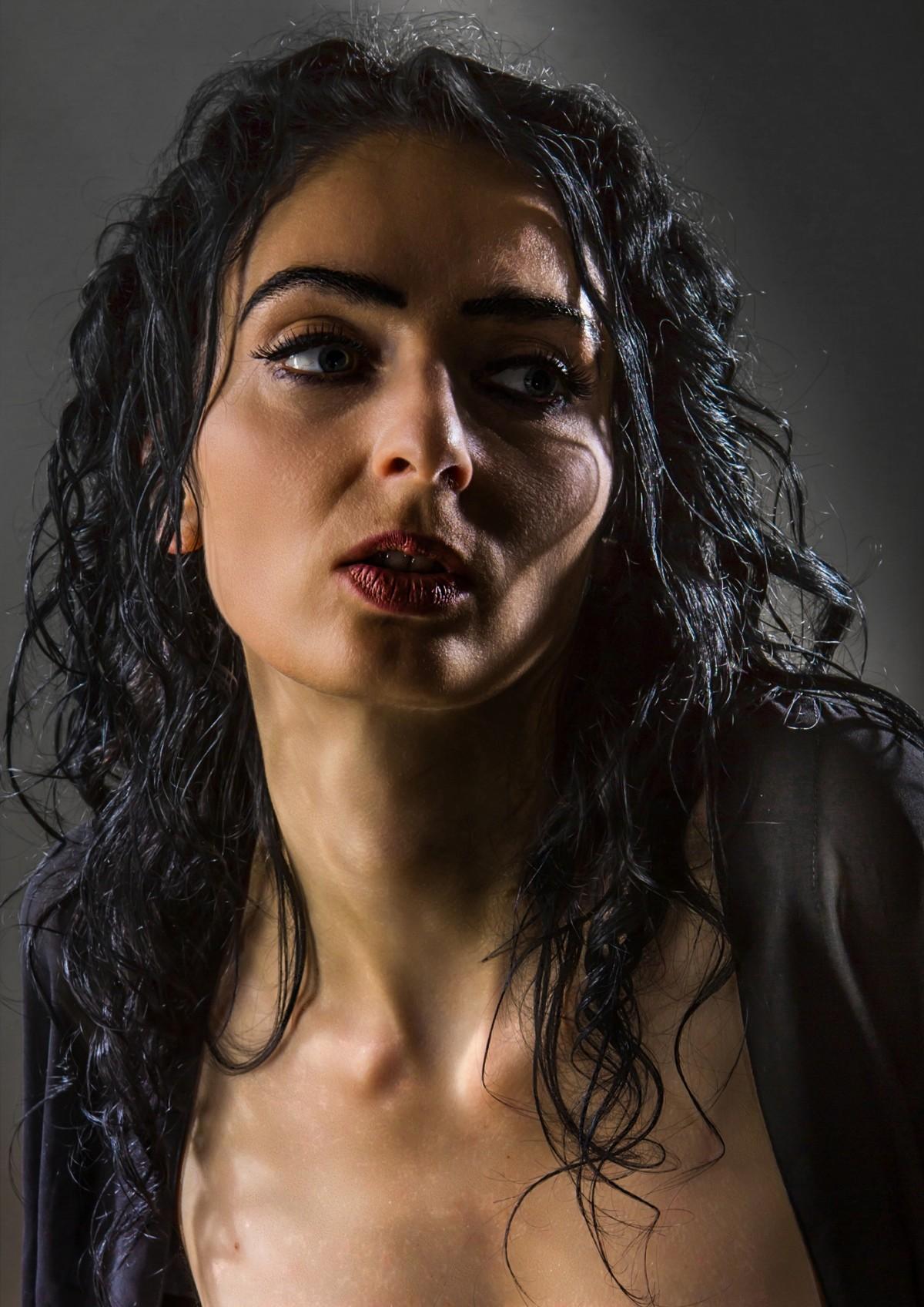 Free Images  Person, Girl, Female, Singer, Studio, Human -8080