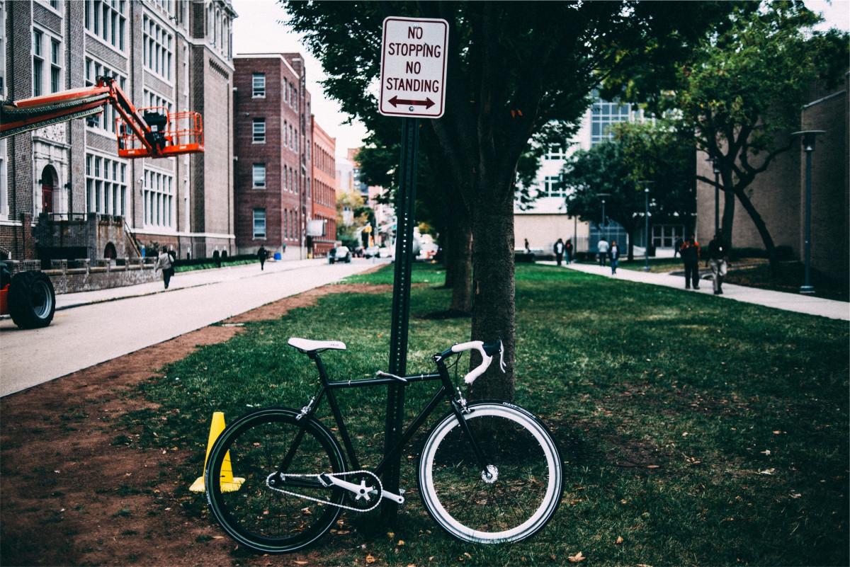Ilmaisia Kuvia : tie, katu, jalkakäytävä, kaupunki, polkupyörä, pyörä, kaupunki-, koriste ...