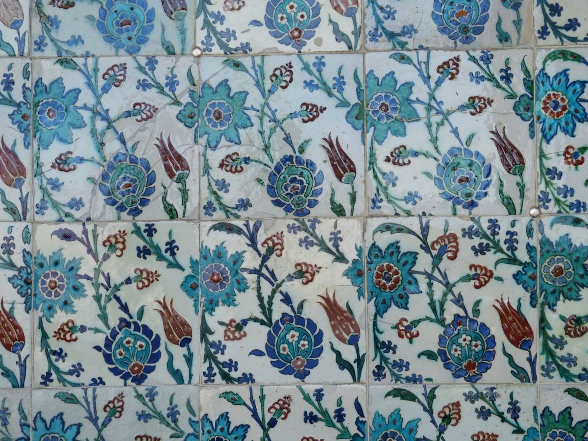 free images : window, pattern, ceramic, tile, blue, furniture
