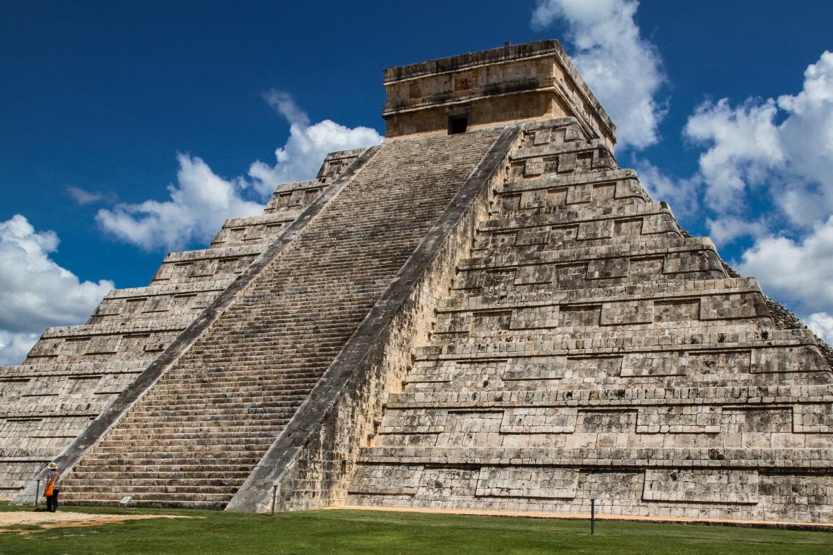 arquitectura, antiguo, Monumento, pirámide, punto de referencia, turismo, templo, Méjico, restos, arqueología, cultura, historia, Monumentos, edificios viejos, tiempos antiguos, Las ruinas de la, sitio arqueológico, Chichén Itzá, sitio historico, historia antigua, Civilización maya, los mayas, los aztecas