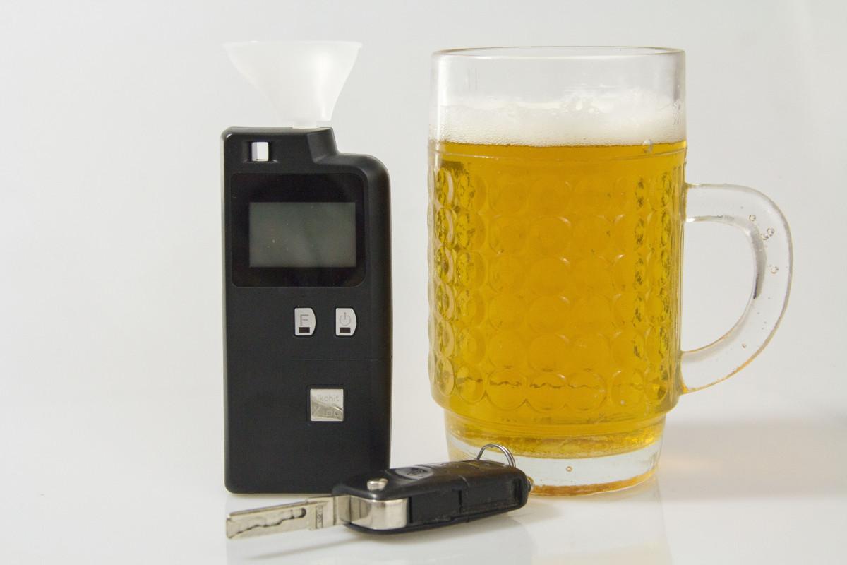 boisson, de l'alcool, jus, contrôle, Le conducteur de la, Alcootest, la police, sobriété, Les dispositions de la, Prometteur